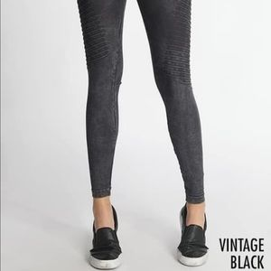 Nikibiki black Moto leggings | size 0-10 | NWOT